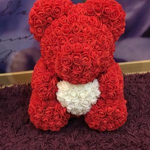 Meškiukas iš rožių, Rožių meškiukas, Teddy Rose