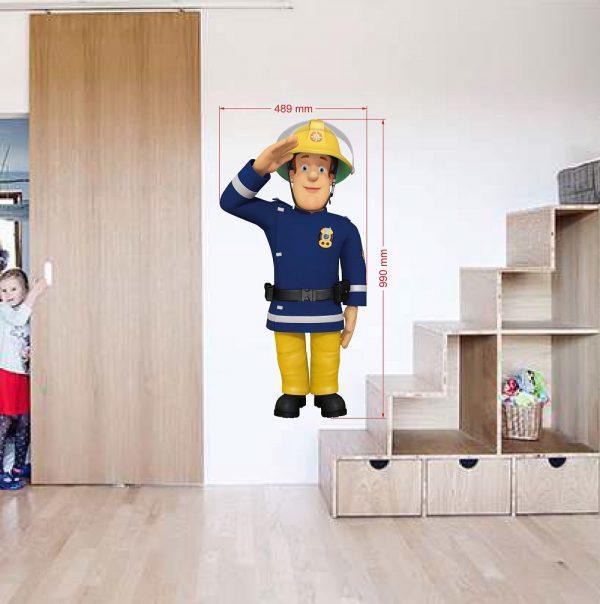 fireman big