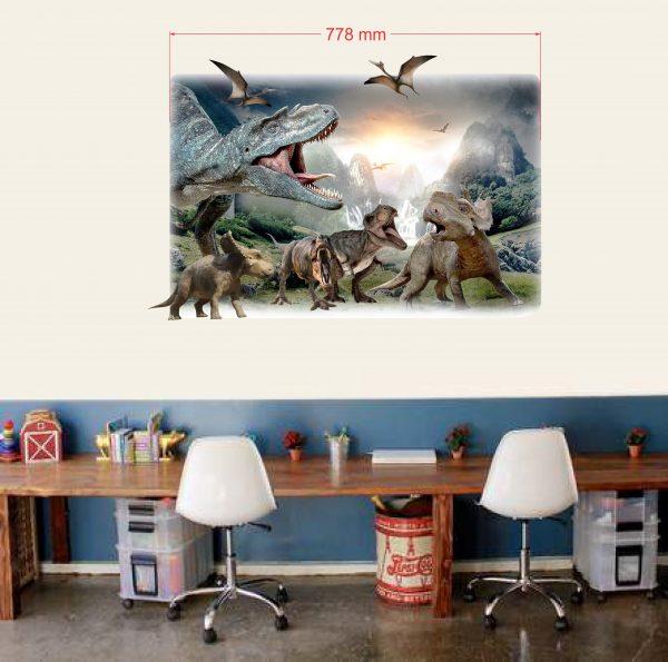 Wall_Dinozaura