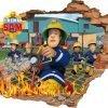 Wall Fireman sam