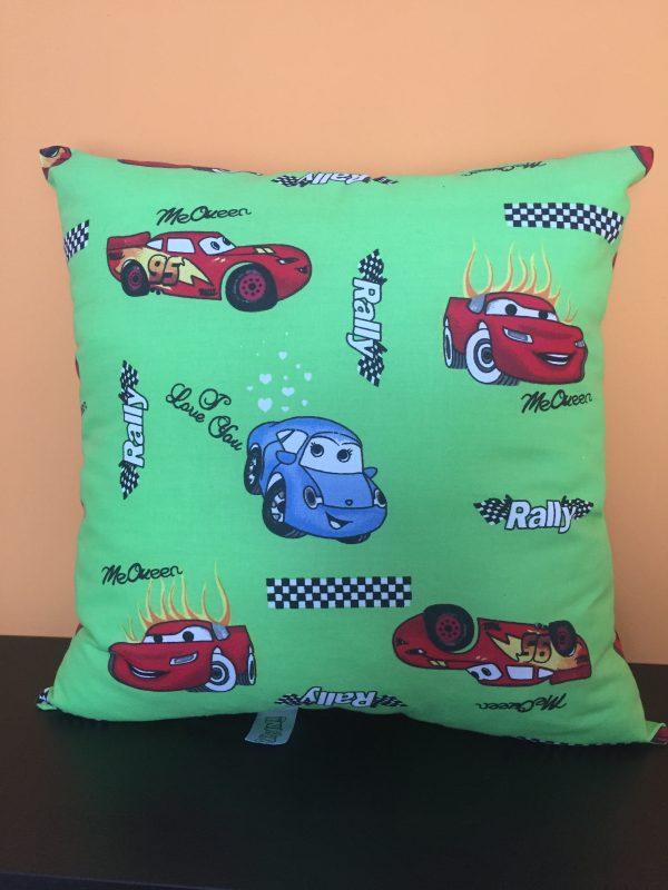 cars pillow