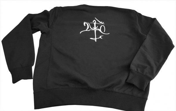 juodas megztinis vytis didelis