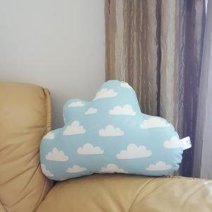 Debesėlis pagalvė vaikams, travel pagalvėlė