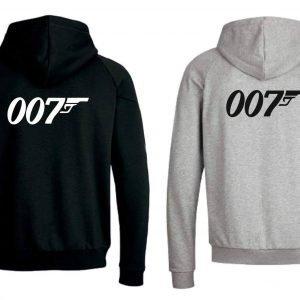 Vyriškas džemperis Agent 007